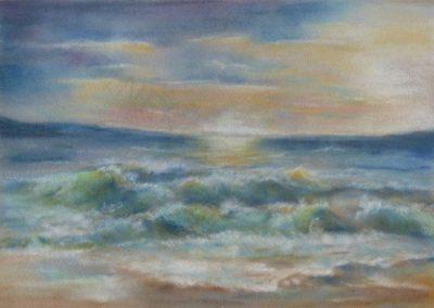 evening surf (2013)